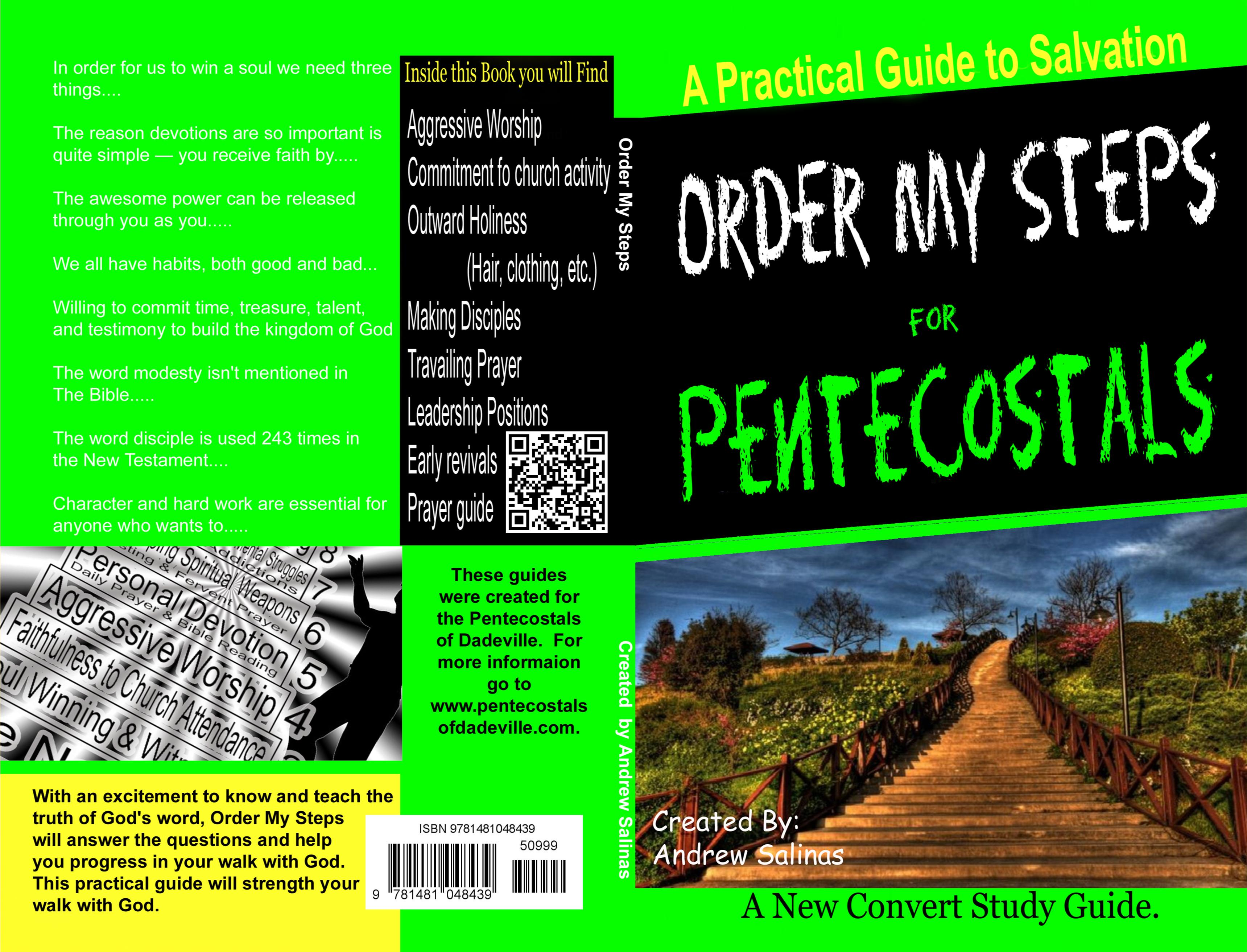 Order My Steps cover image