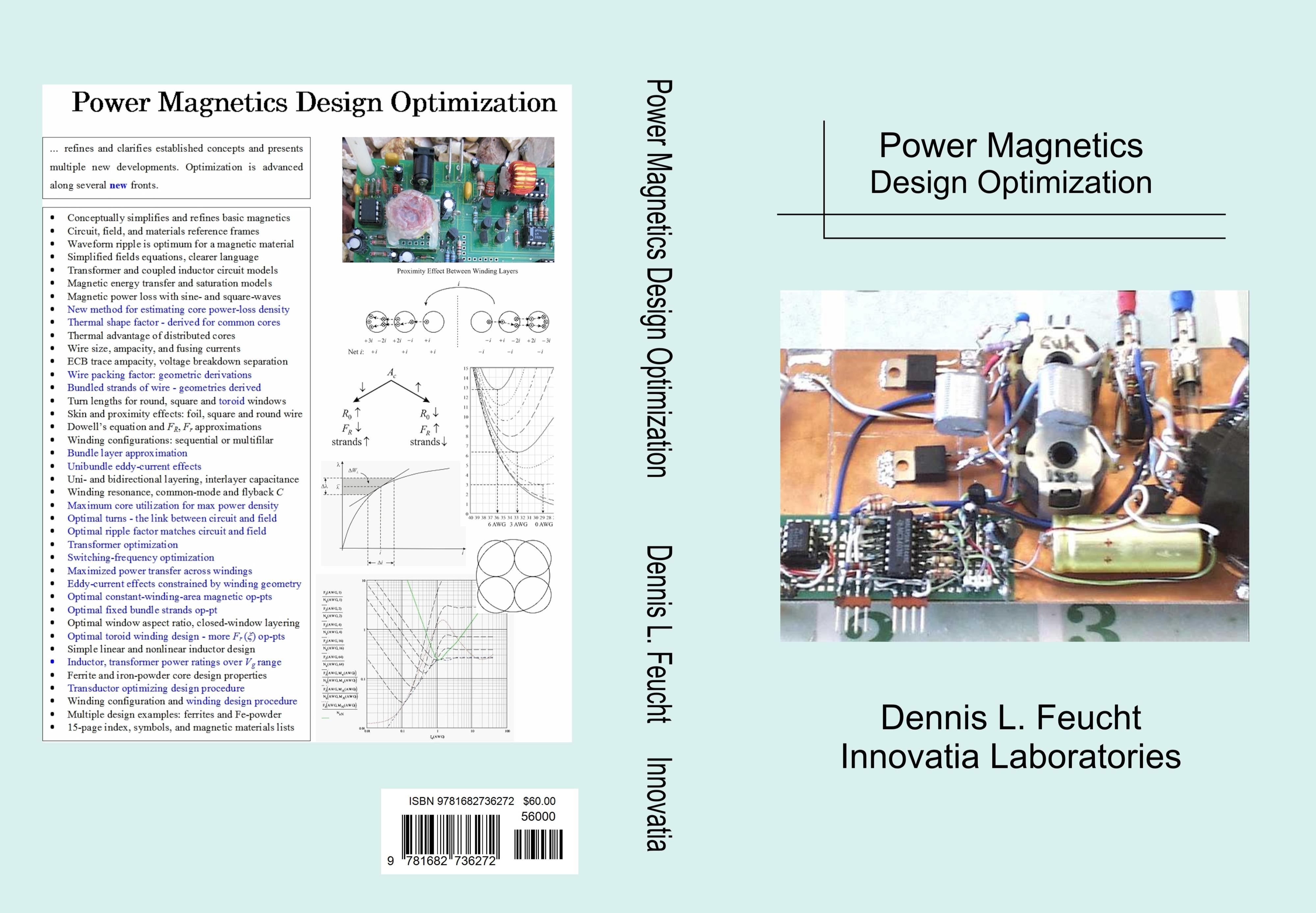 Power Magnetics Design Optimization cover image