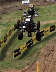 ATV Motocross Journal cover image