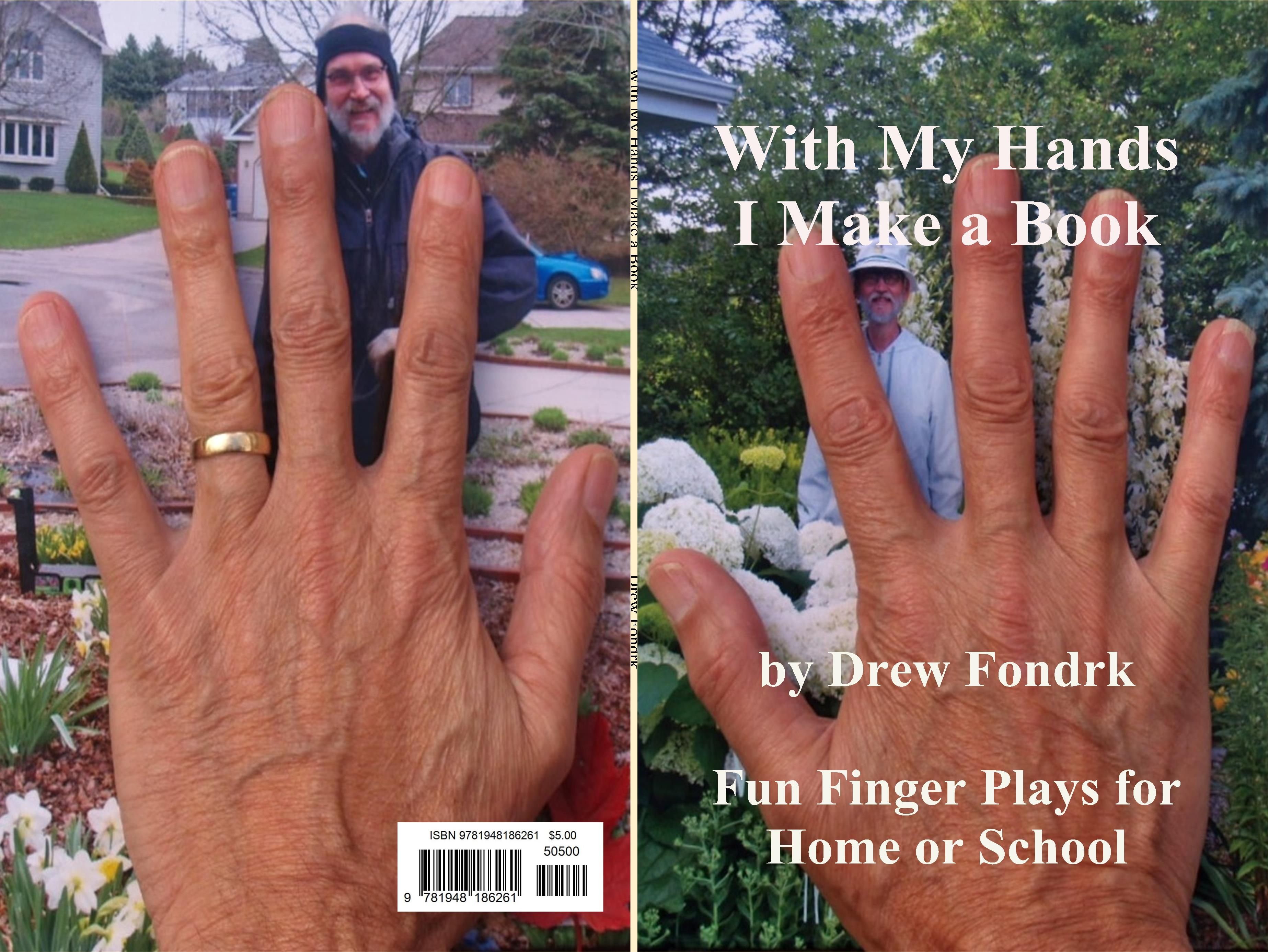 With My Hands I Make a Book cover image