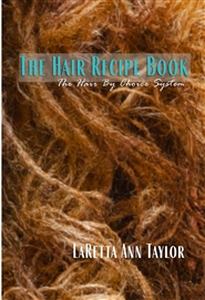 The Hair Recipe Book cover image
