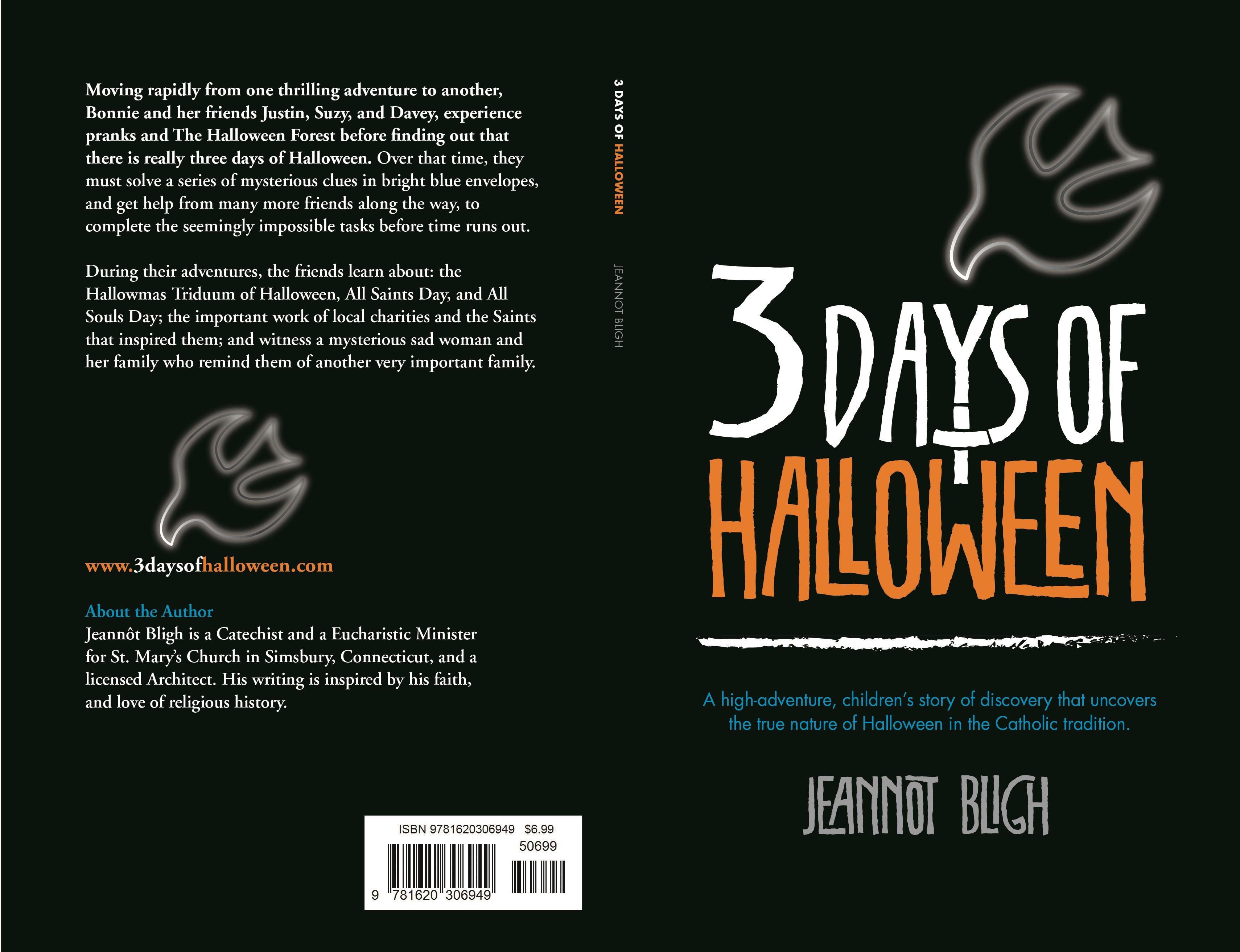 3 days of halloweenjeannot bligh : $6.99 : thebookpatch