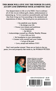 Woman Within: Loving, Accepting and Empowering Your Authentic Self cover image