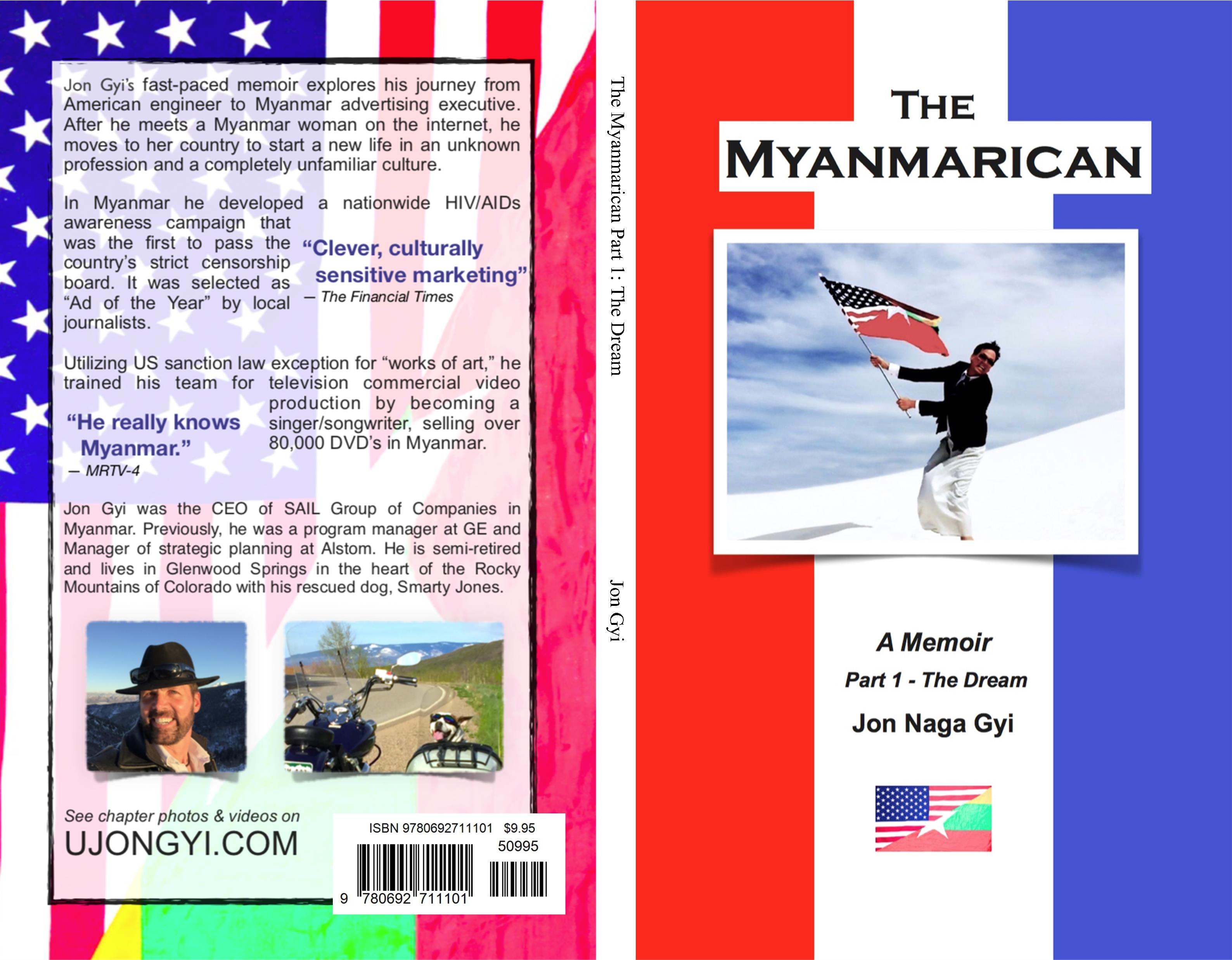 The Myanmarican Part 1: The Dream cover image