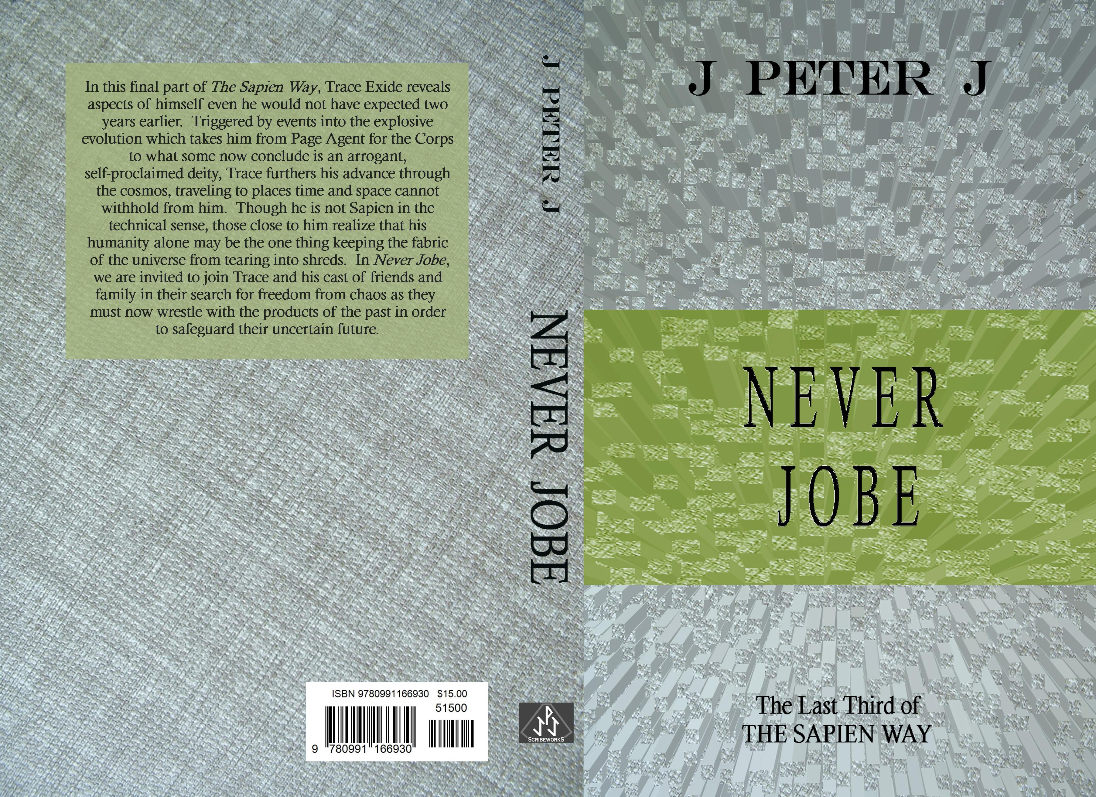 Never Jobe cover image