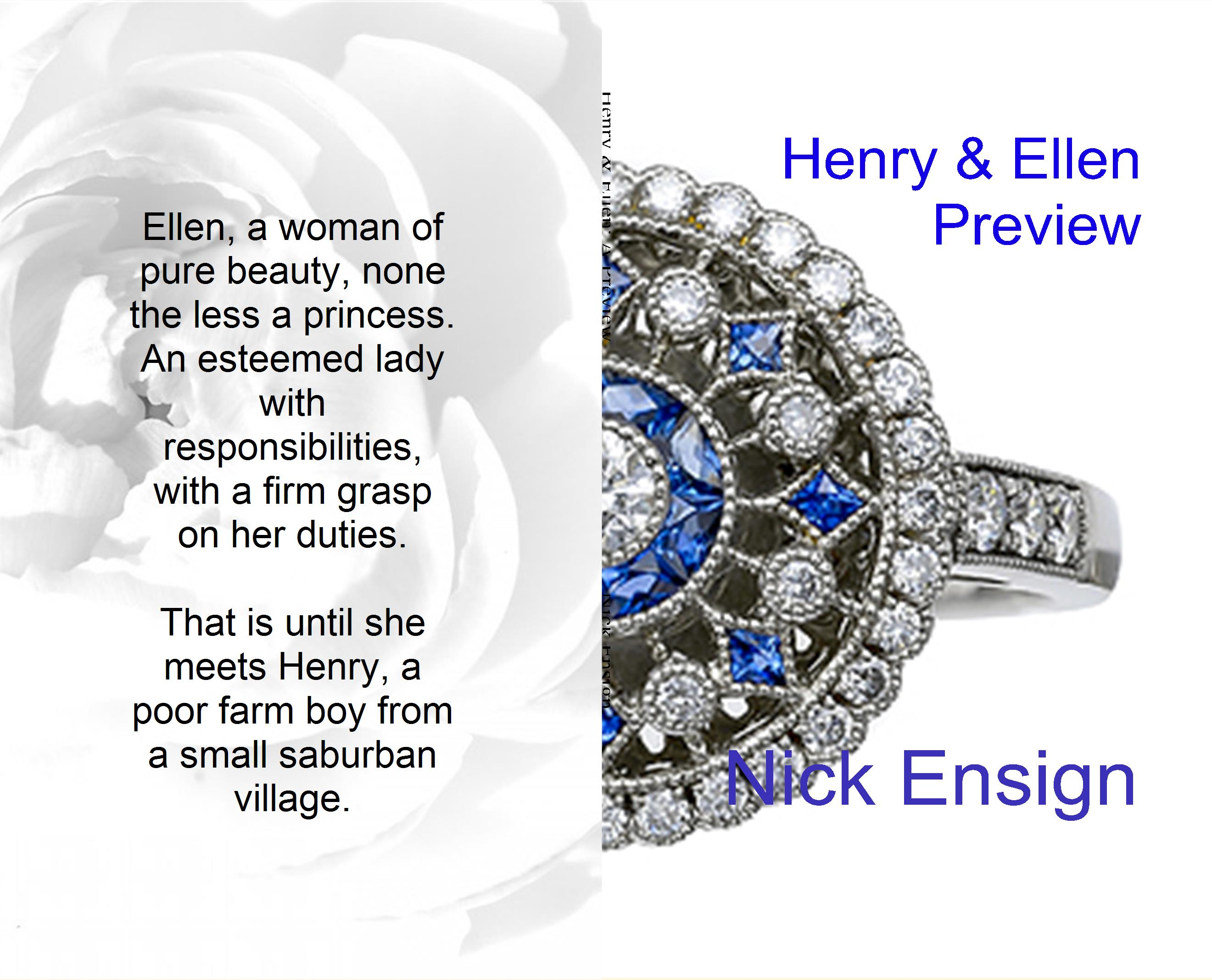 Henry & Ellen Preview cover image