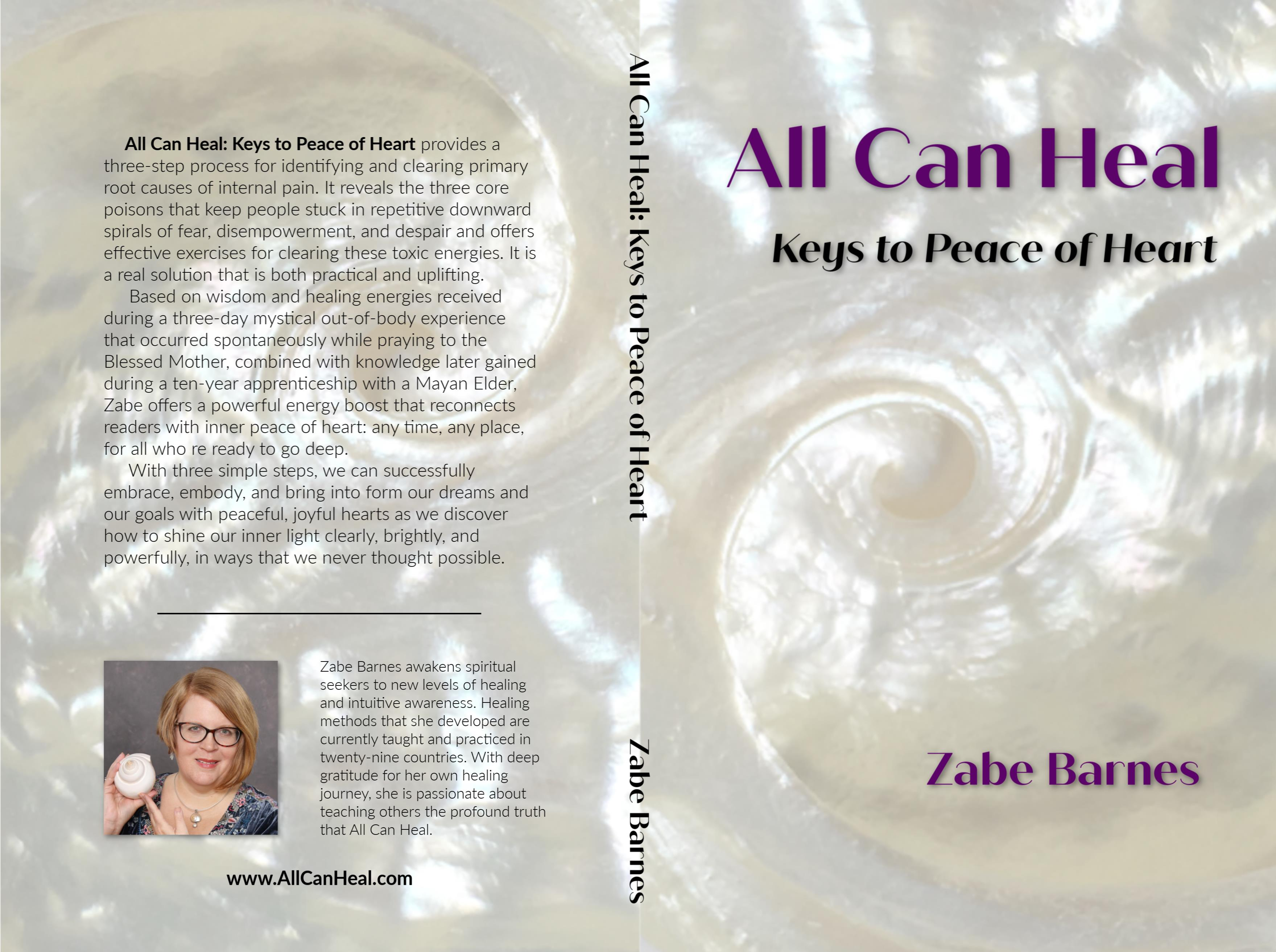All Can Heal: Keys to Peace of Heart cover image