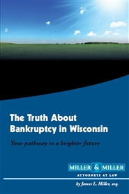 The Truth About Bankruptcy in Wisconsin cover image