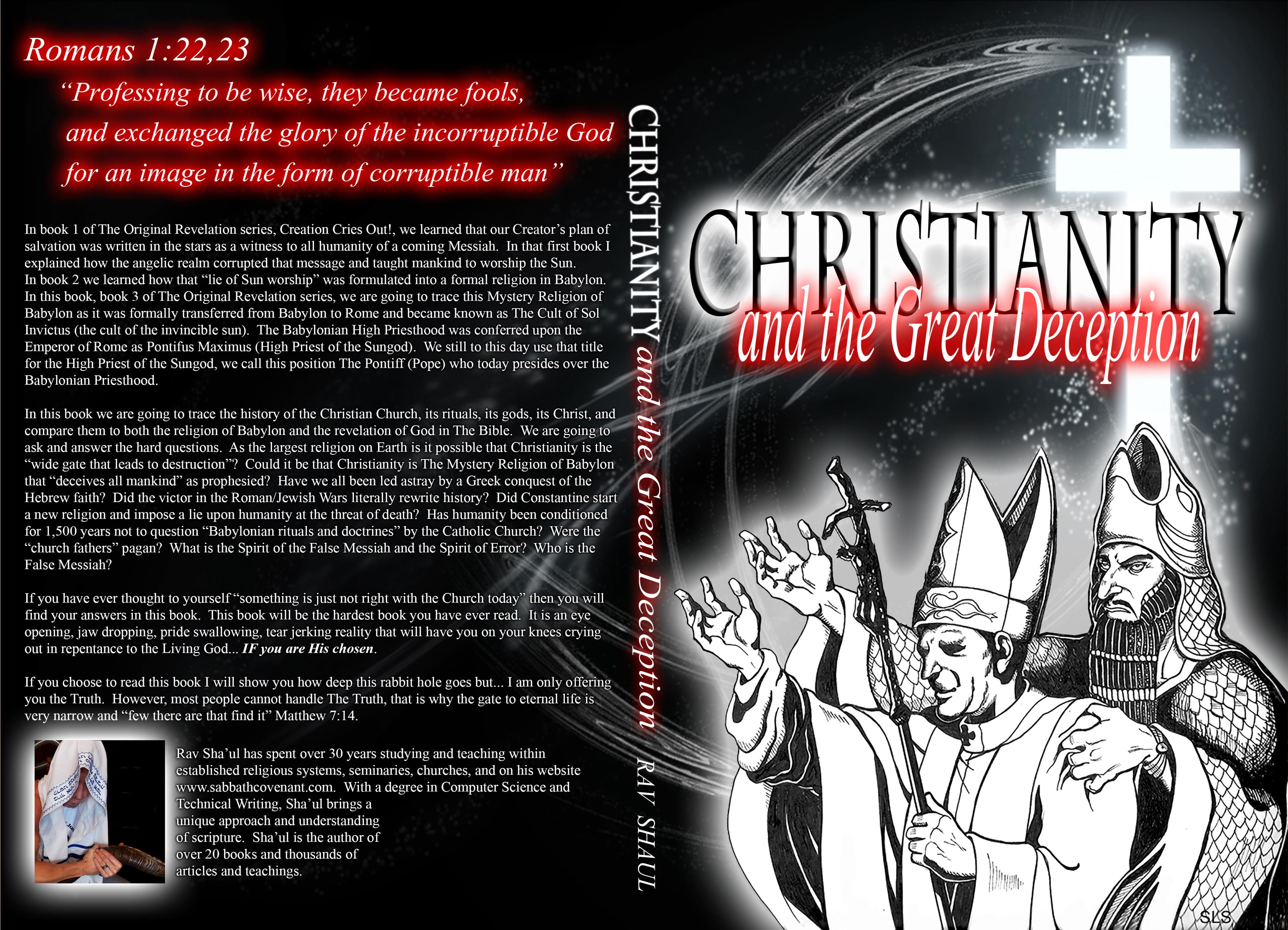 Christianity and the Great Deception cover image