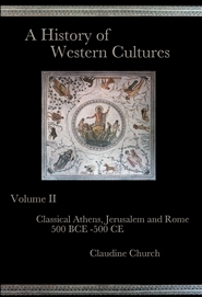 A History of Western Cultures Vol II cover image