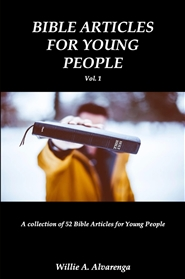 Bible Articles for Young People cover image