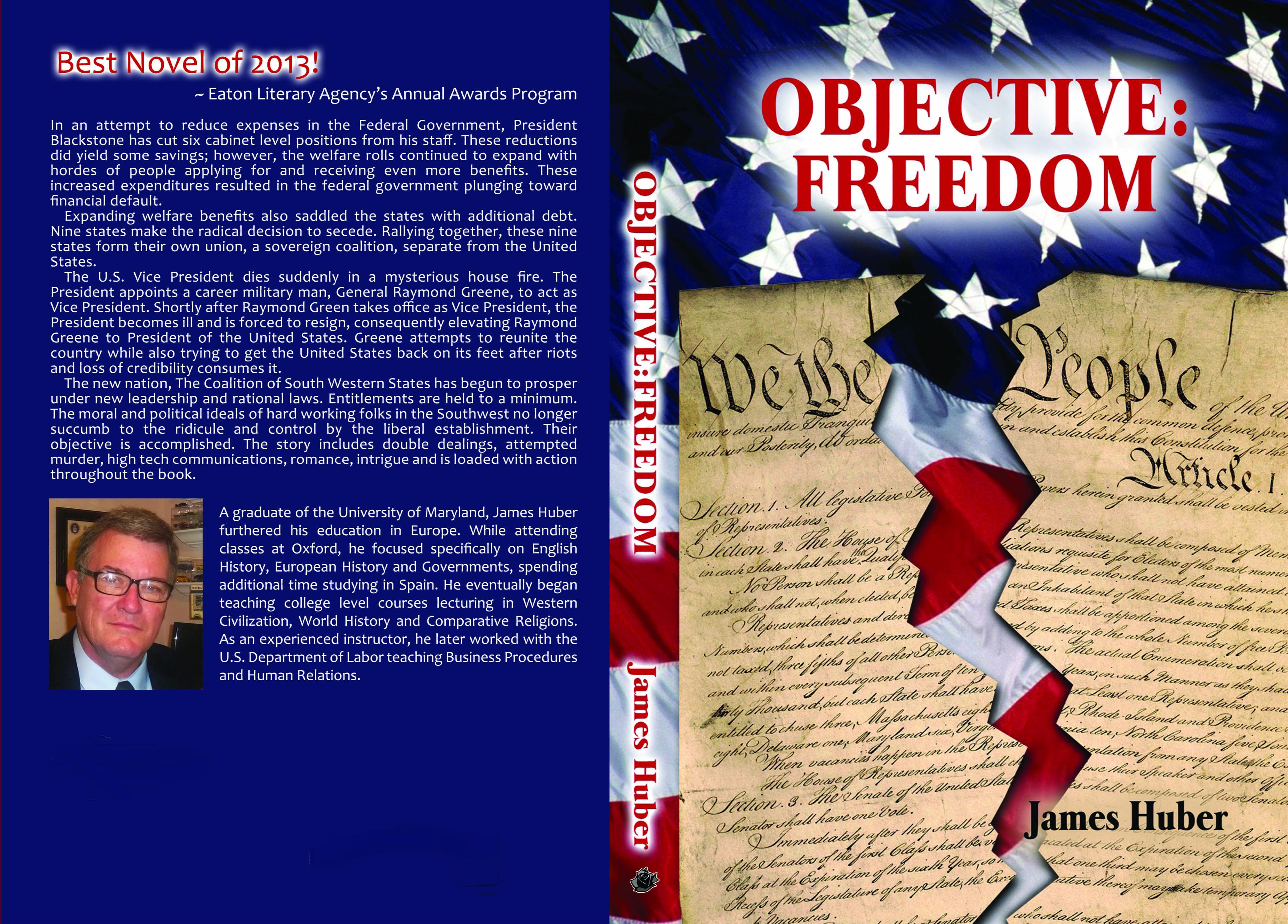 Objectiv:Freedom cover image
