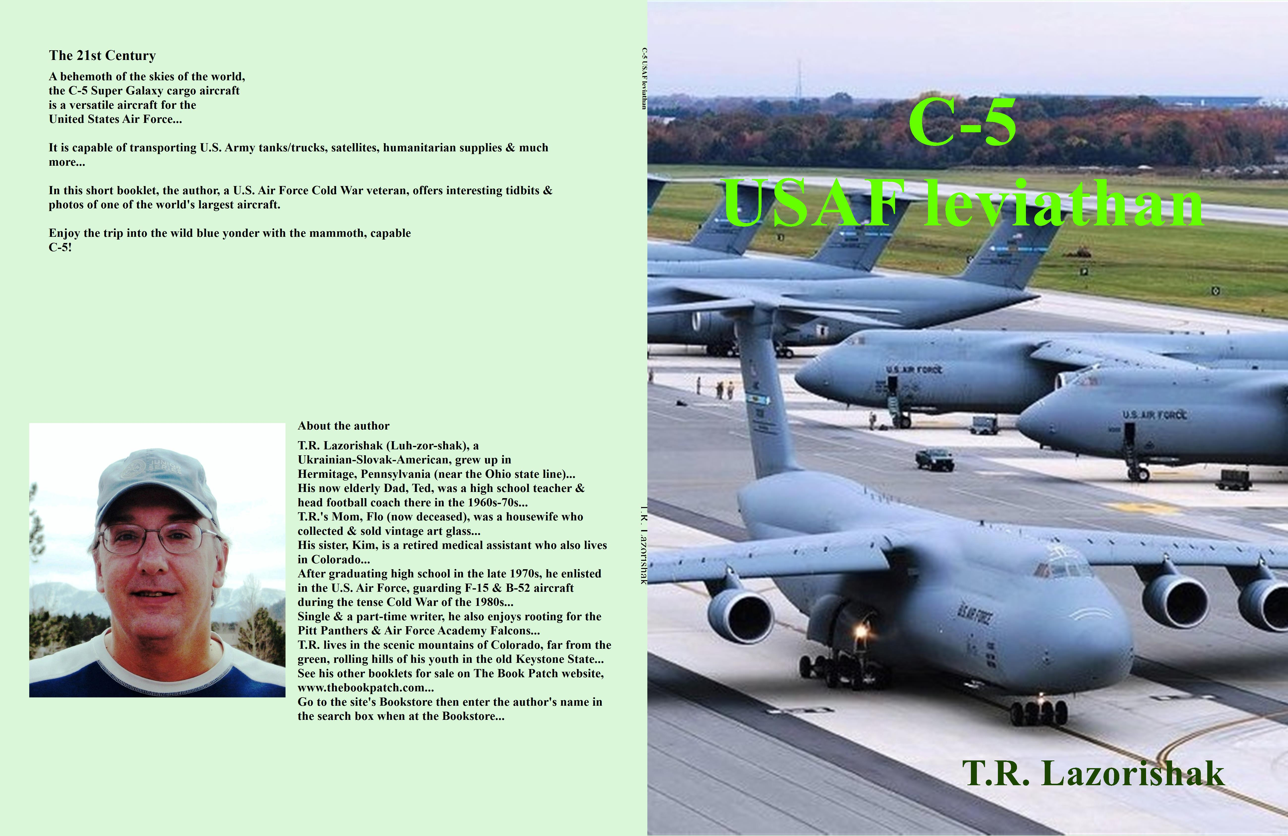 C-5 USAF leviathan cover image