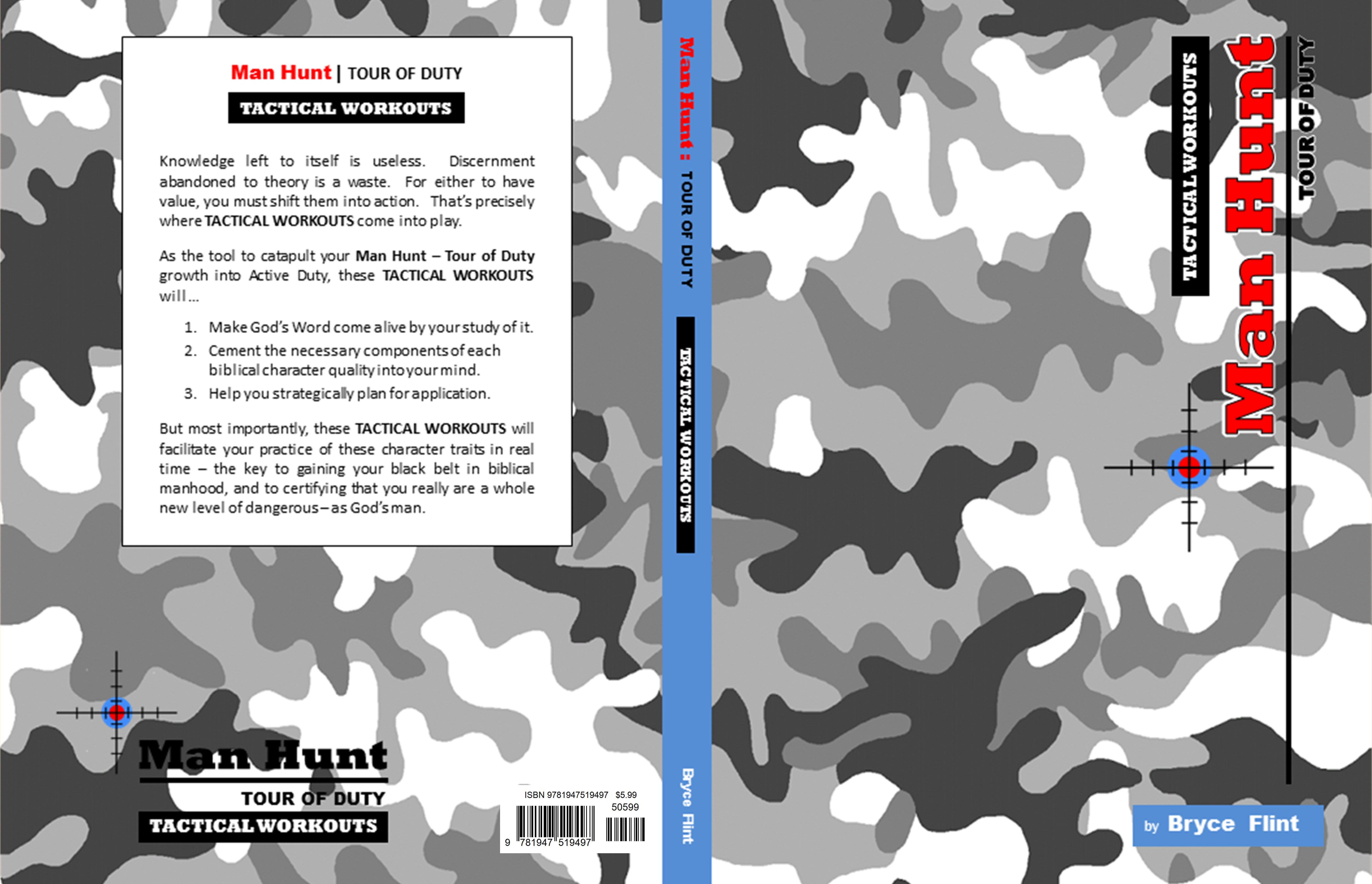 Man Hunt | Tour of Duty -- TACTICAL WORKOUTS cover image