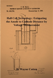 Hall Cell Technology: Estimating the Anode to Cathode Distance by Voltage Measurement cover image