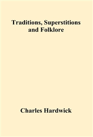 Traditions, Superstitions and Folklore cover image