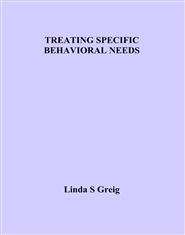 TREATING SPECIFIC BEHAVIORAL NEEDS cover image