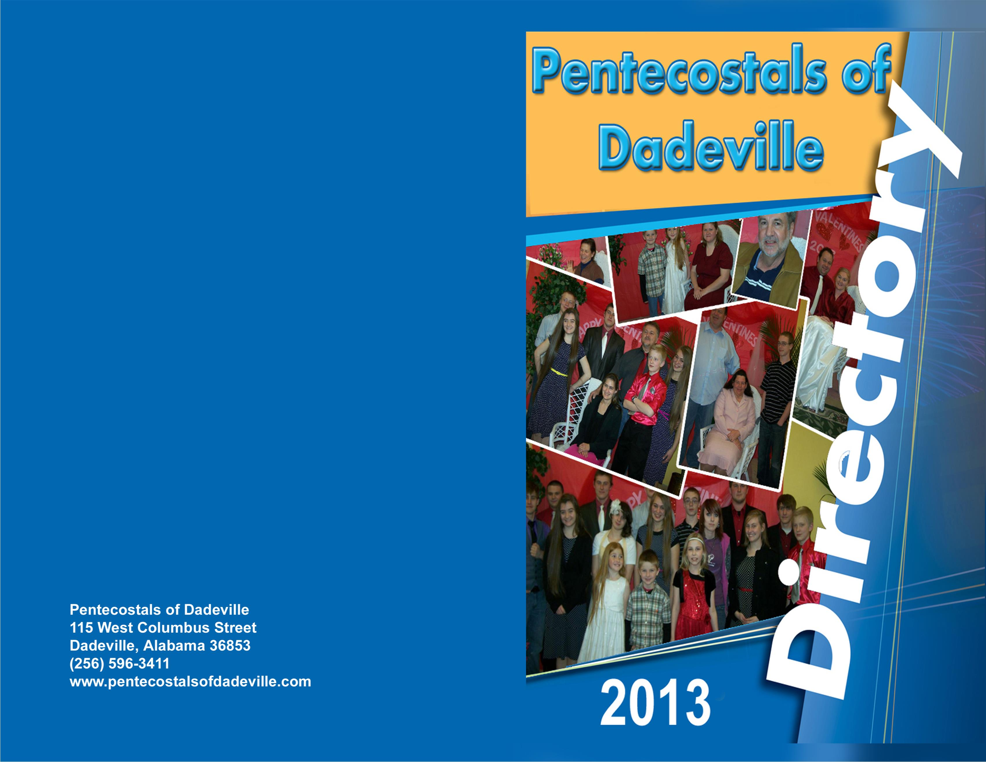 2013 POD Directory cover image