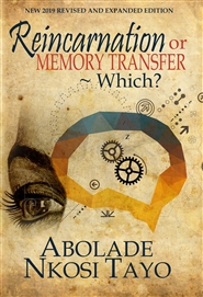 REINCARNATION OR MEMORY TRANSFER -WHICH? cover image