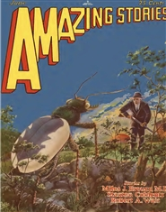 Amazing Stories 1929 June cover image
