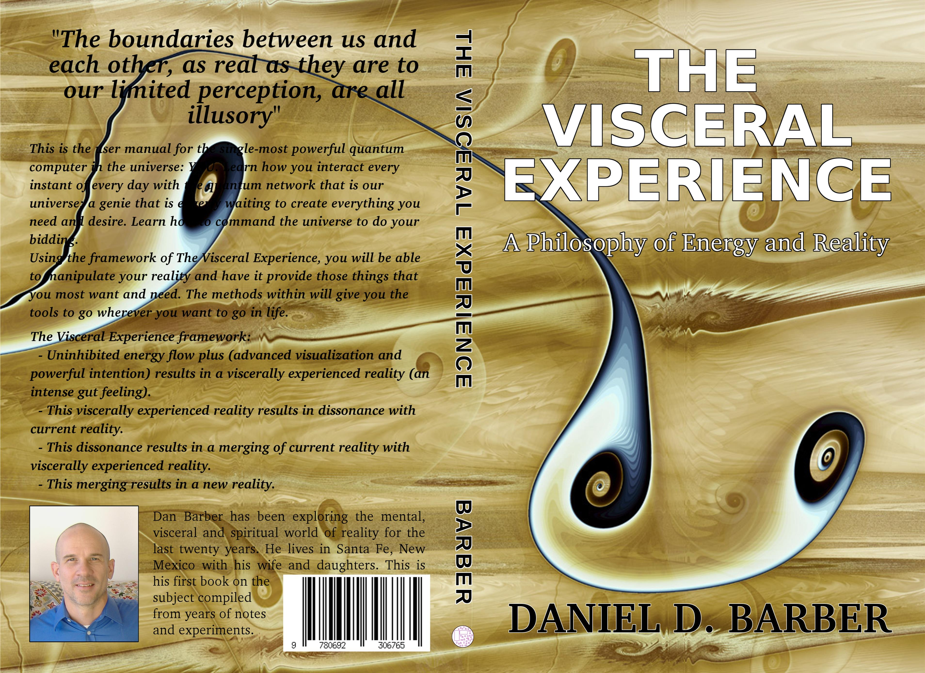The Visceral Experience: A Philosophy of Energy and Reality cover image