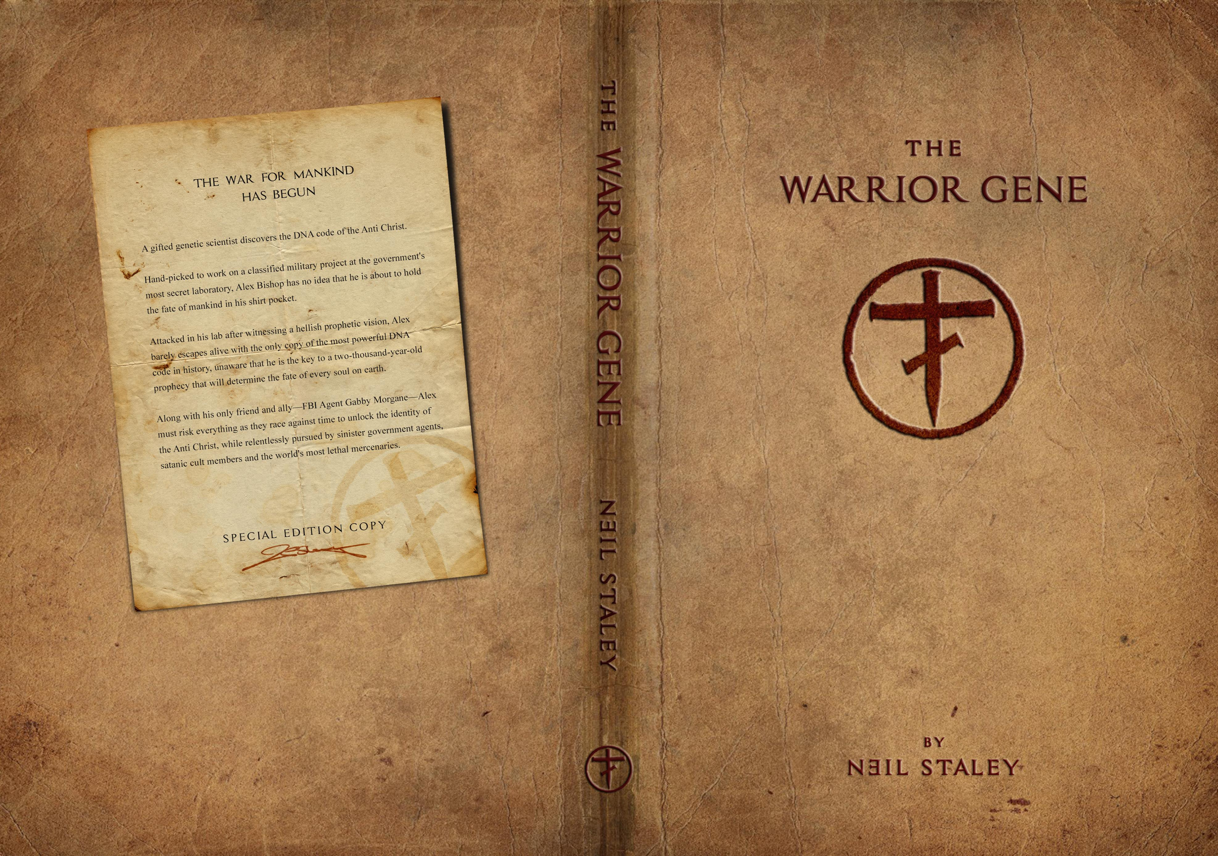 The Warrior Gene cover image