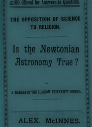 Is Newtonian Astronomy True cover image