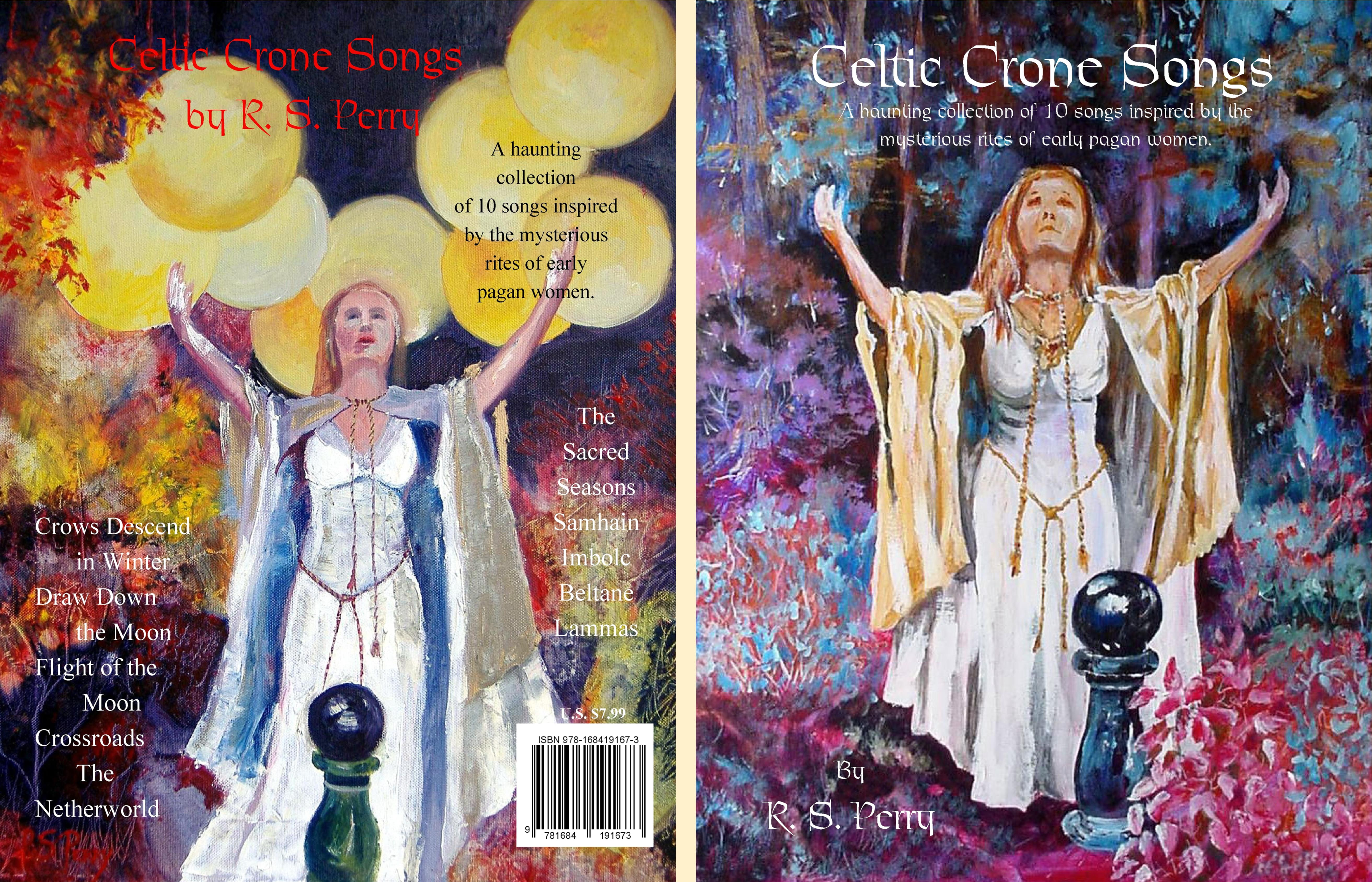 Celtic Crone Songs cover image