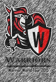 Warriors 2015 cover image