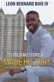 I  TOLD MY STORY & MADE HISTORY  cover image