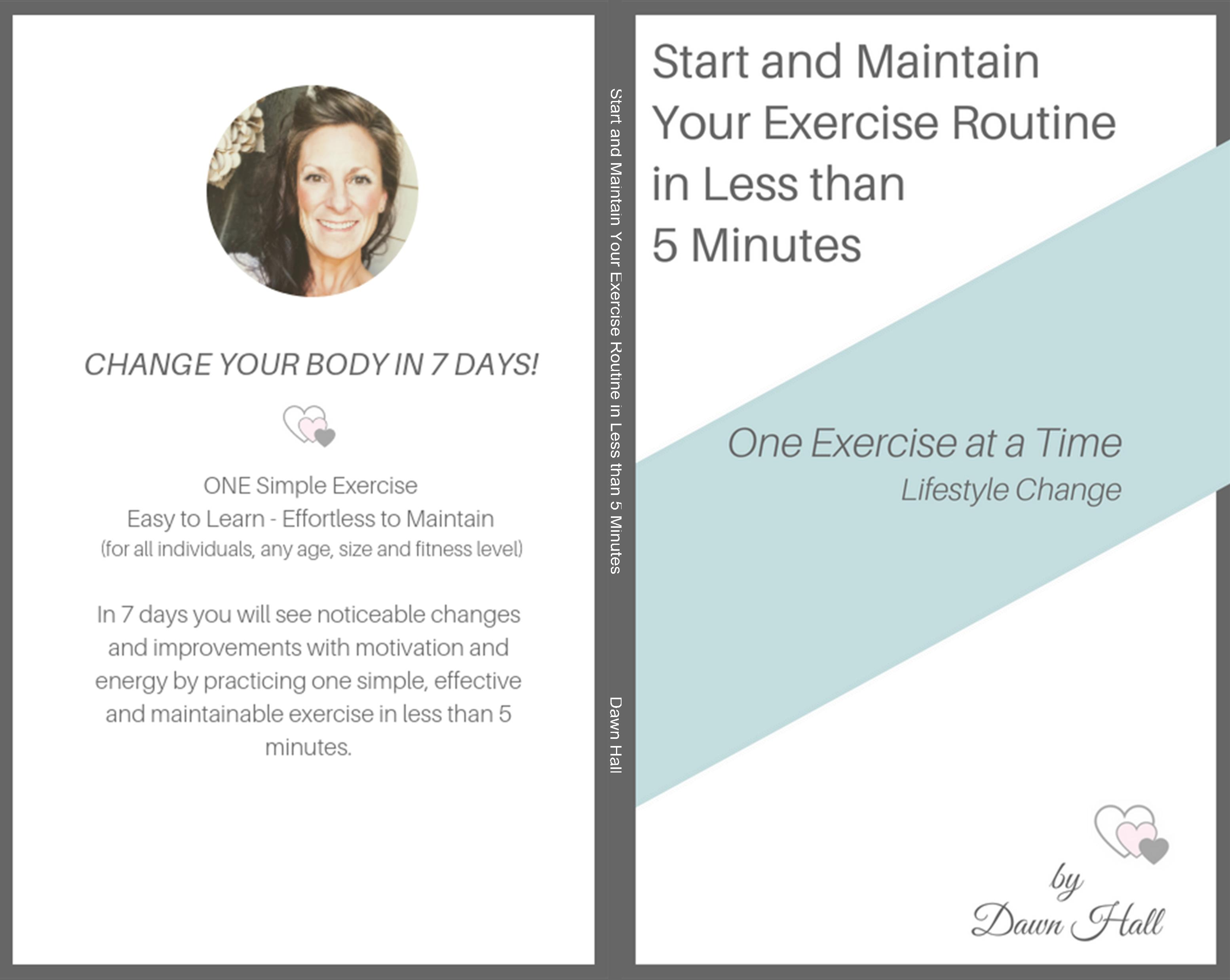 Start and Maintain Your Exercise Routine in Less than 5 Minutes cover image