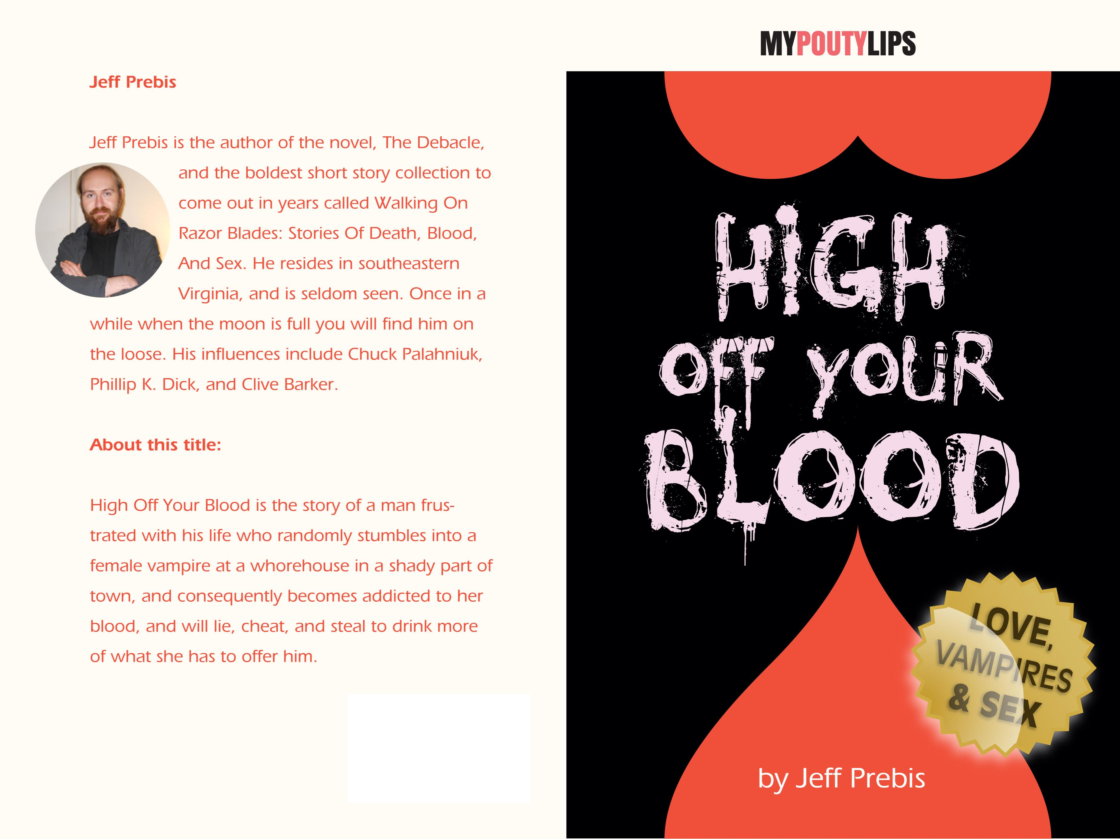 High Off Your Blood cover image