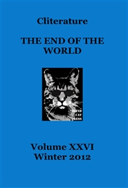 Cliterature THE END OF THE WORLD cover image