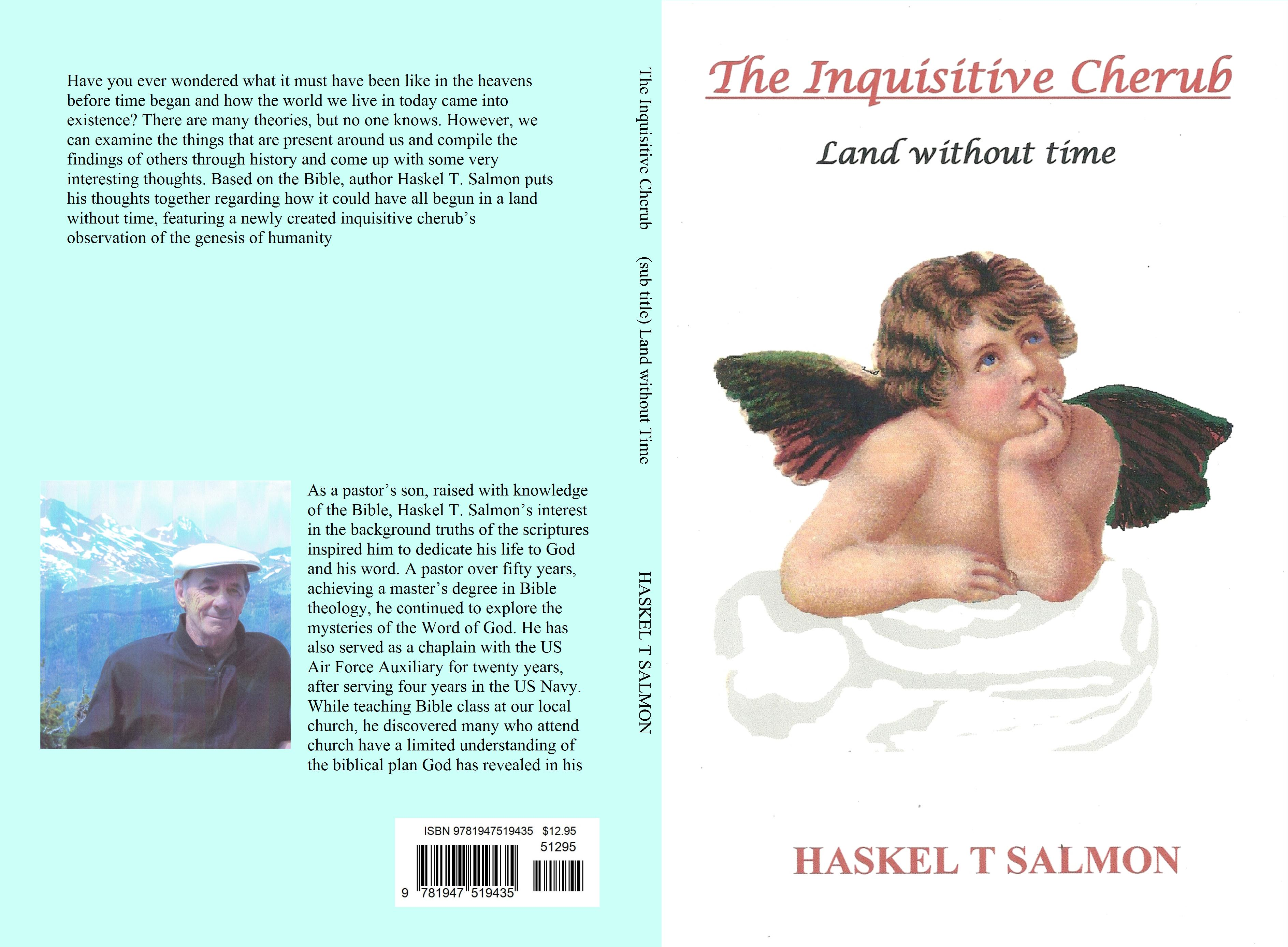 The Inquisitive Cherub (sub title) Land without Time cover image