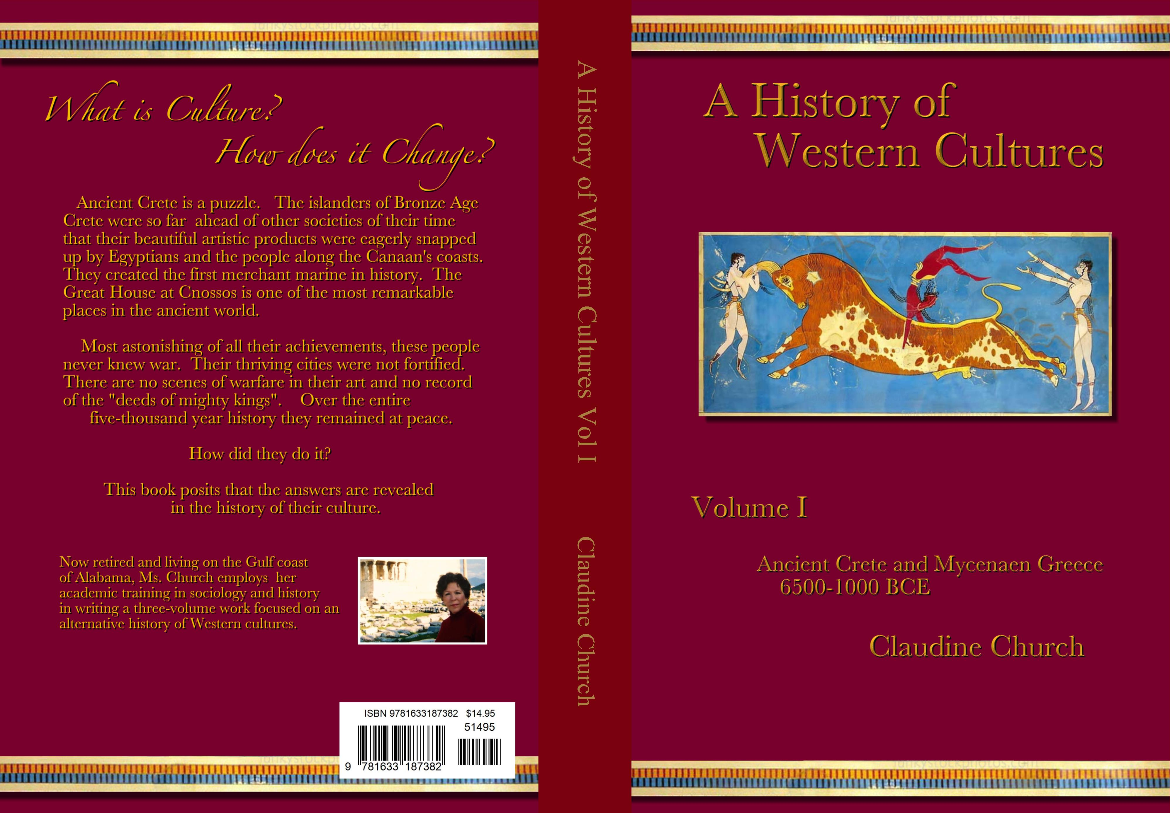 A History of Western Cultures Vol I cover image