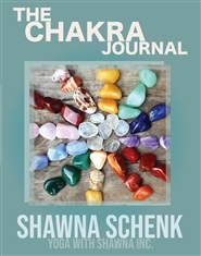 The Chakra Journal  cover image