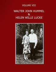 WALTER HUMMEL AND HELEN WILLE LUCKE cover image