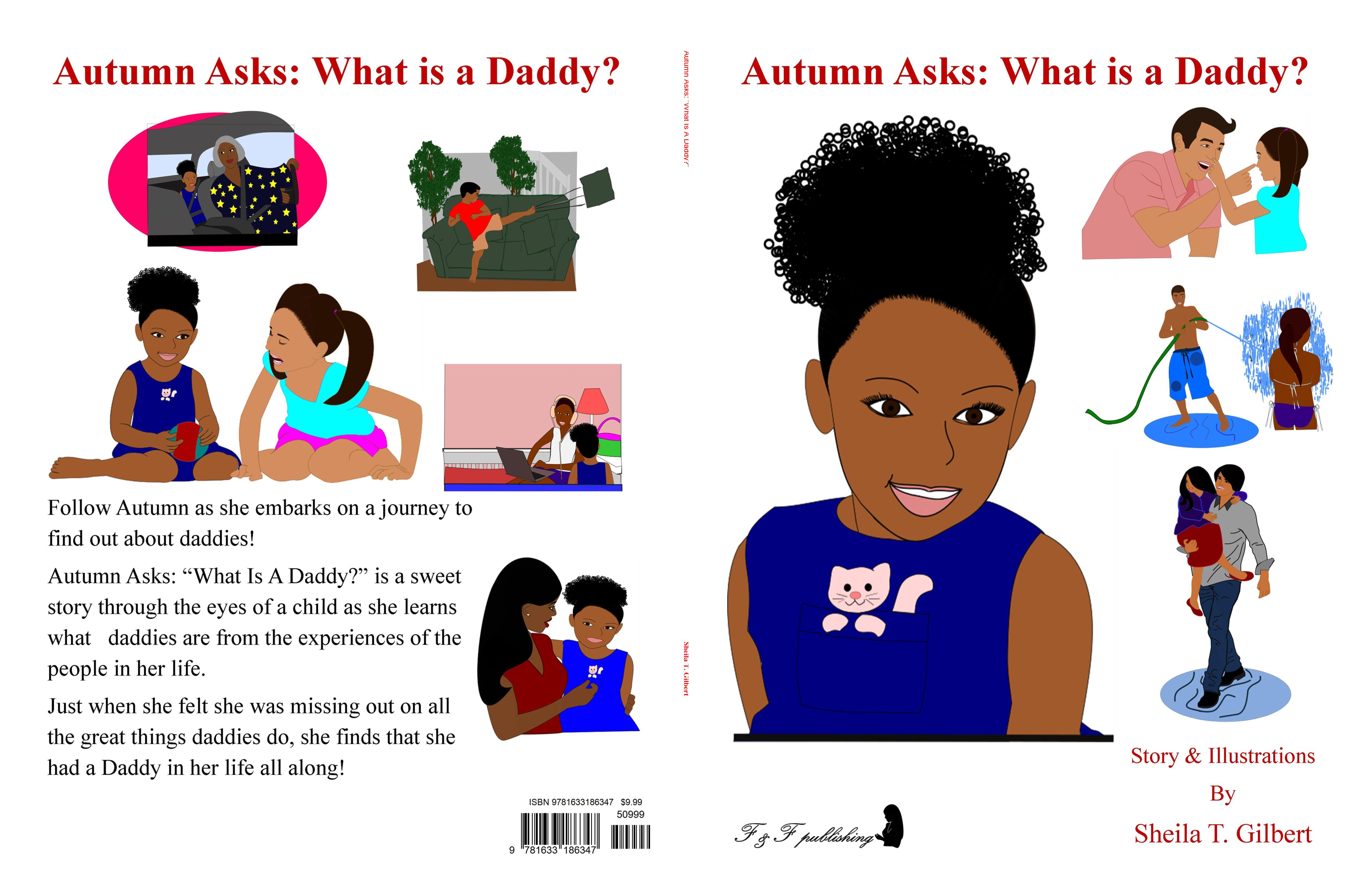 "Autumn Asks: ""What Is A Daddy?"" cover image"