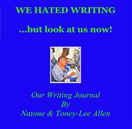 WE HATED WRITING ...but look at us now! cover image