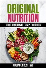 ORIGINAL NUTRITION cover image