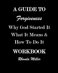 A GUIDE TO FORGIVENESS cover image