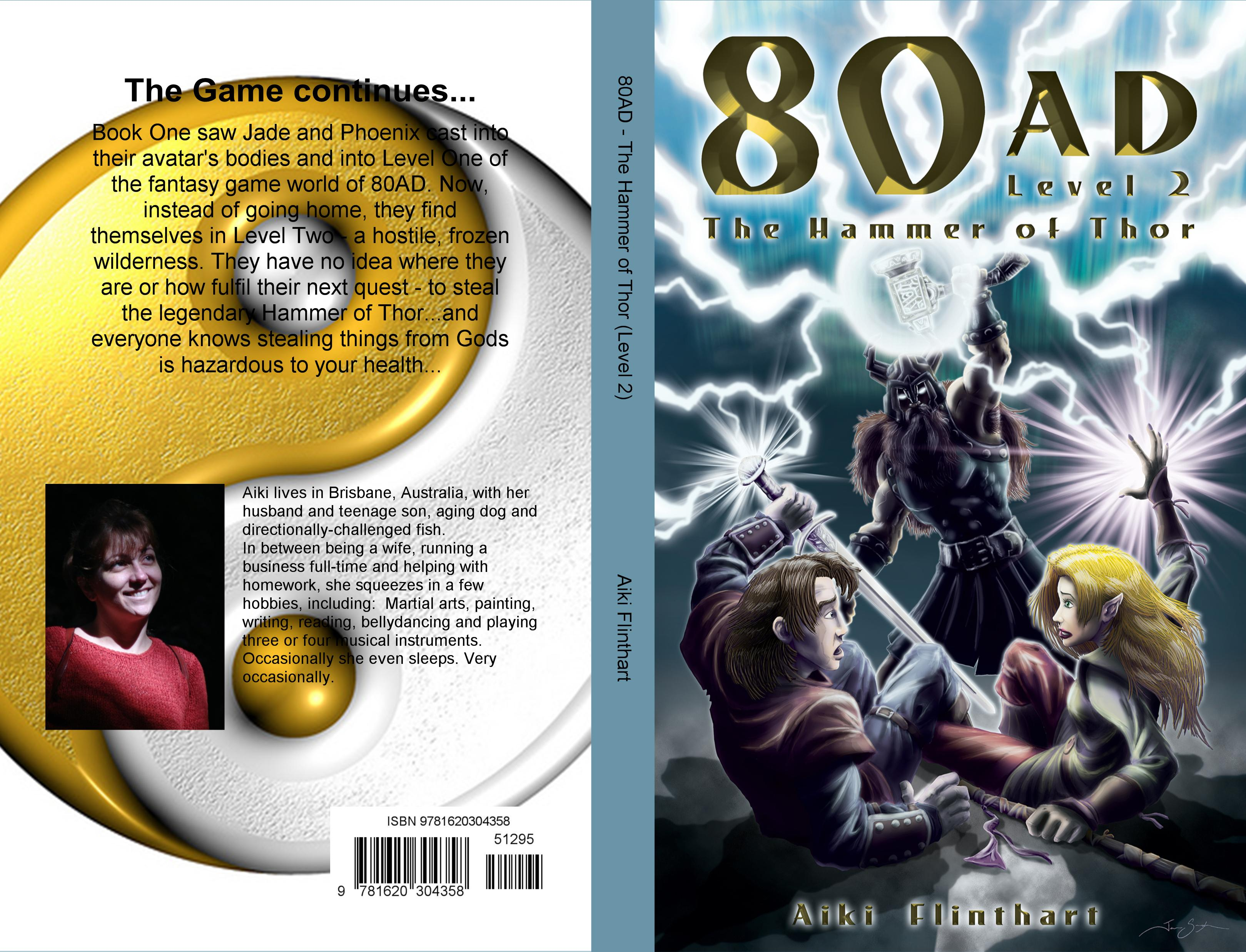 80AD - The Hammer of Thor (Level 2) cover image