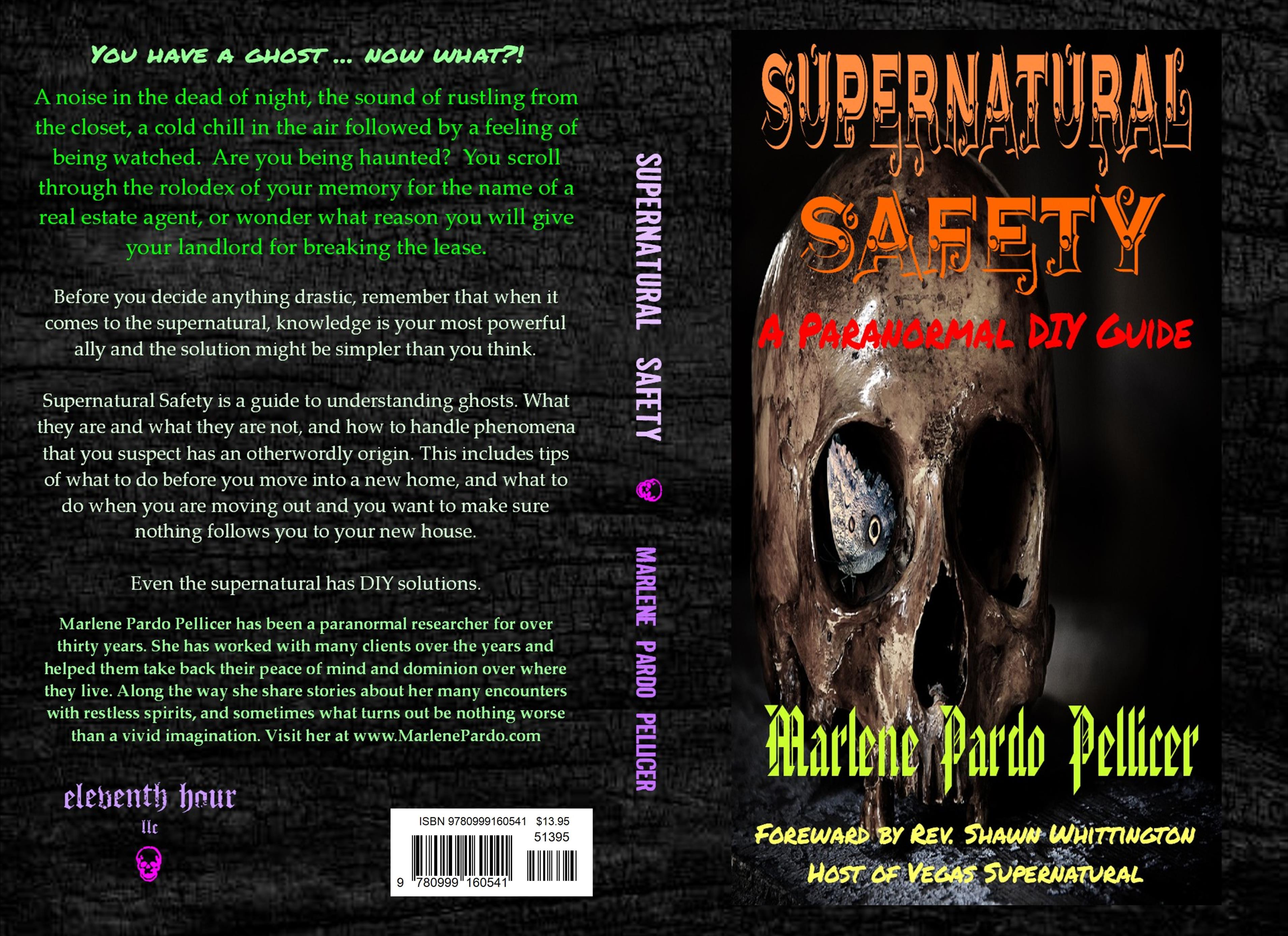 Supernatural Safety: A Paranormal DIY Guide cover image