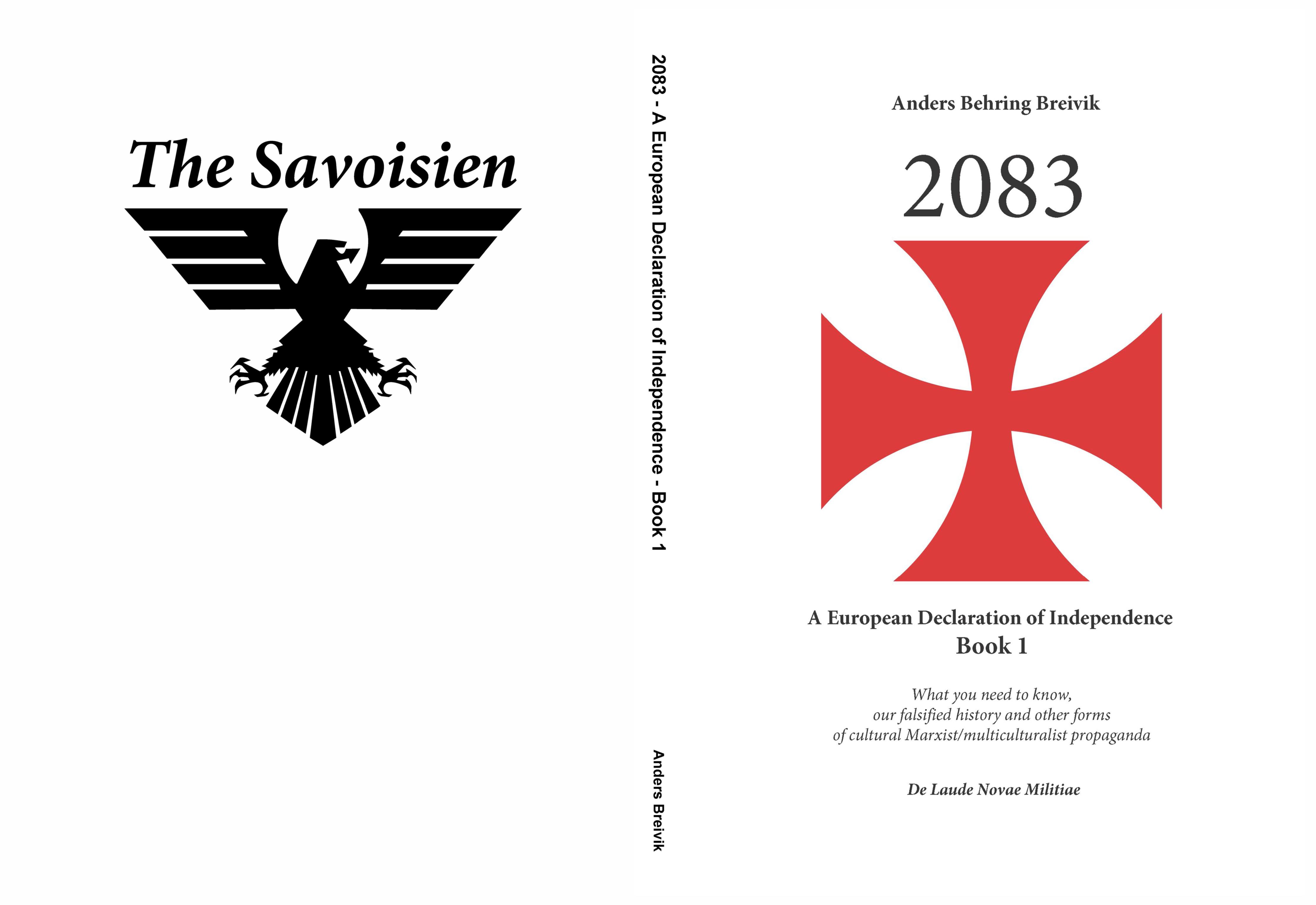 2083 Book 1 cover image