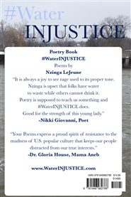 #WaterINJUSTICE cover image