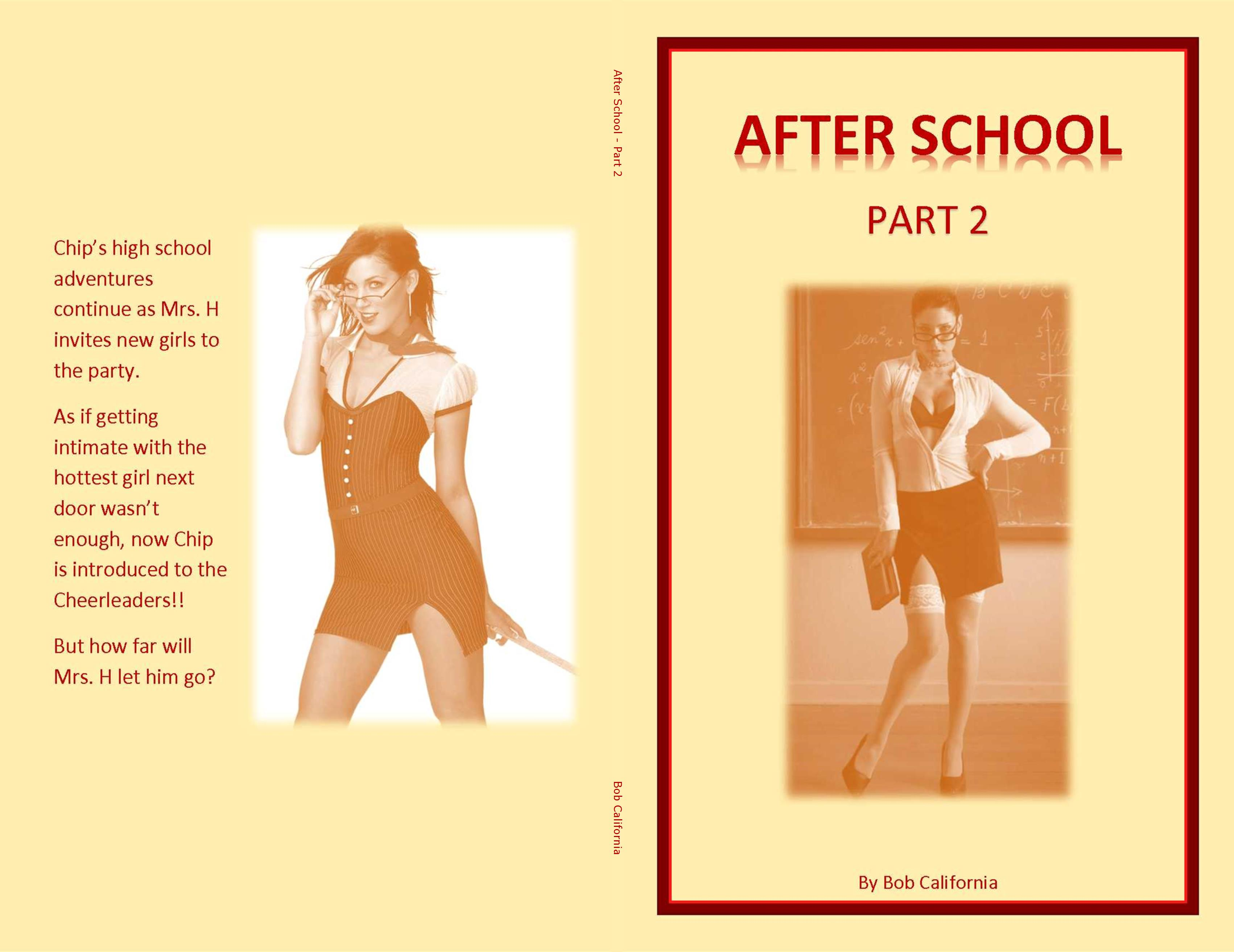 After School - Part 2 cover image