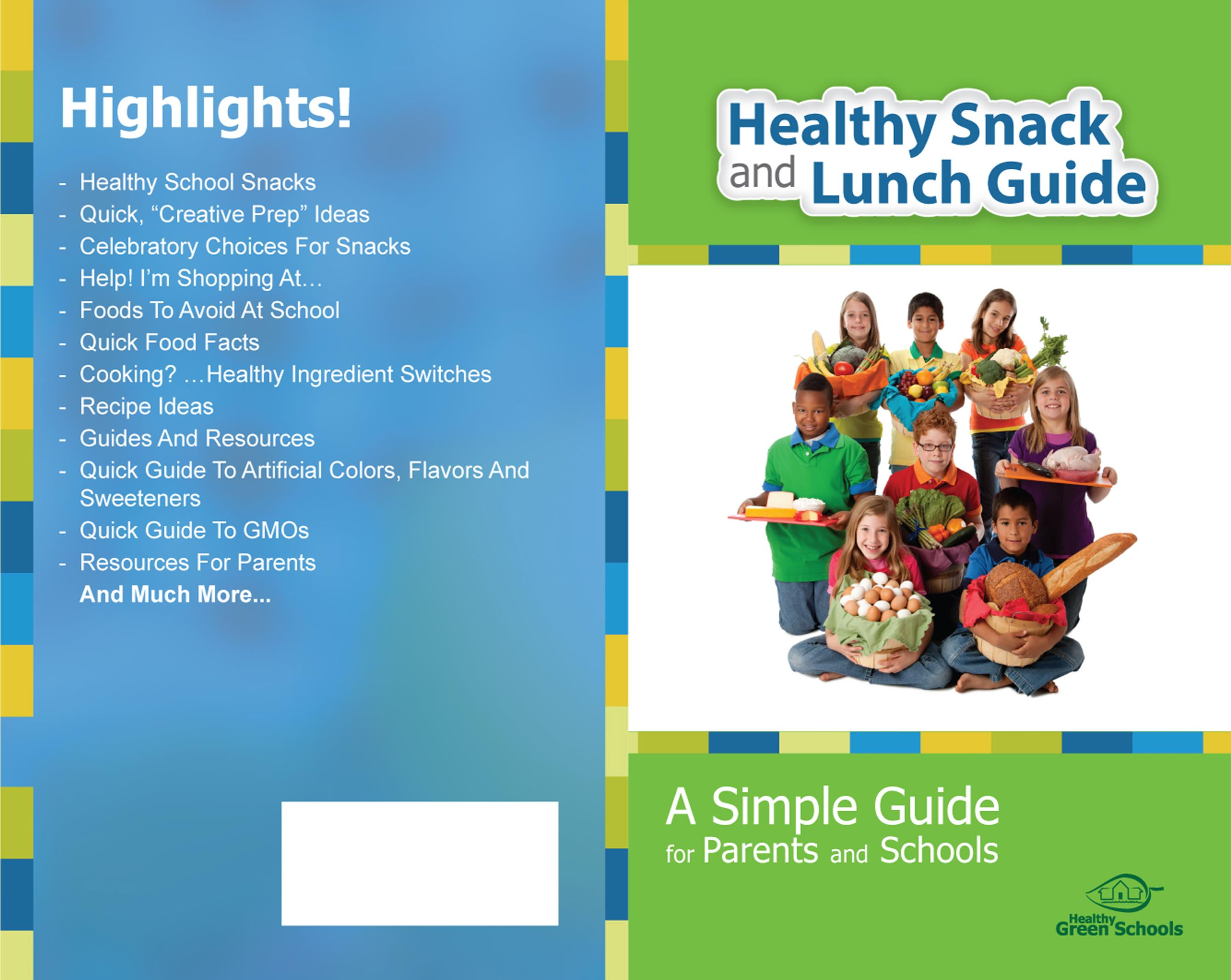 Healthy Food Guide cover image