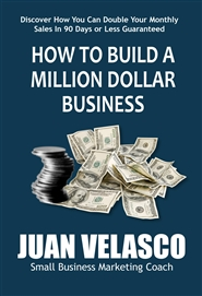 How To Build A Million Dollar Business cover image