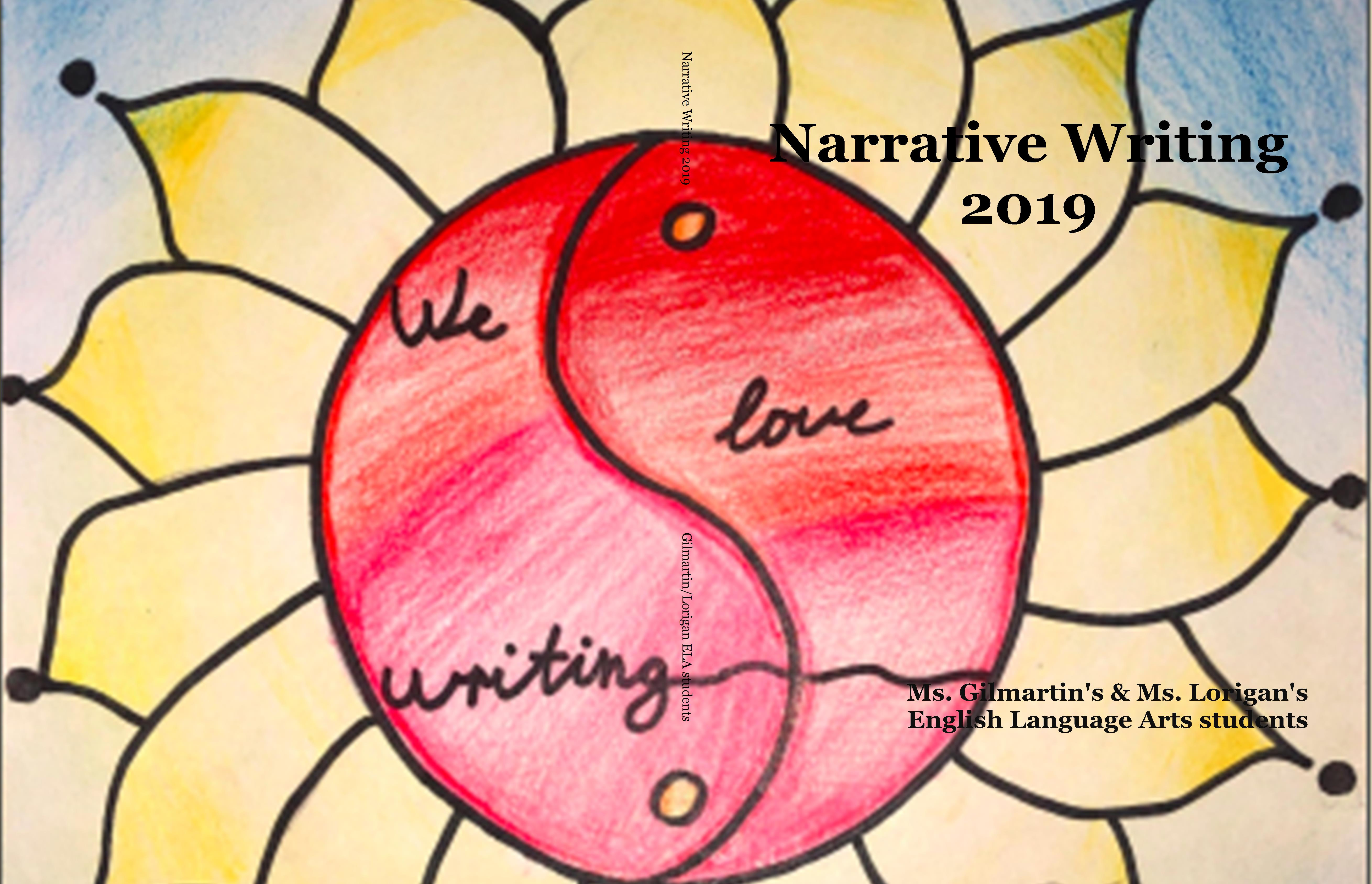 Narrative Writing 2019 cover image