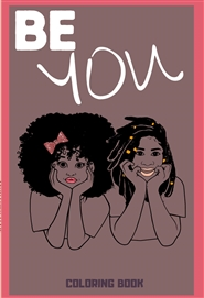 Mindfulness Coloring for Black Girls (Mirror) cover image